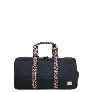 Herschel Sac de voyage Novel Mid-Volume 53 cm black/desert cheetah [ Promotion Black Friday Soldes ]