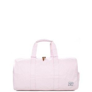 Herschel Sac de voyage Novel Mid-Volume 53 cm pink lady crosshatch [ Promotion Black Friday Soldes ]