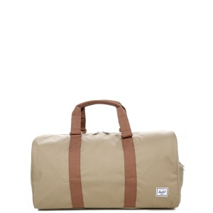 Herschel Sac de voyage Novel Mid-Volume 53 cm kelp/saddle brown [ Promotion Black Friday Soldes ]