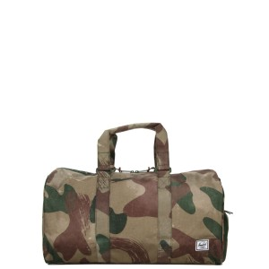 Herschel Sac de voyage Novel Mid-Volume 53 cm brushstroke camo [ Promotion Black Friday Soldes ]