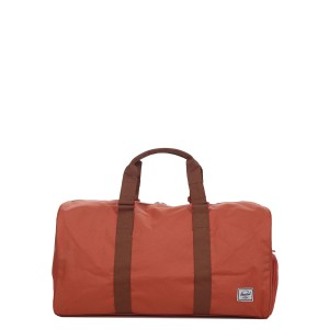 Herschel Sac de voyage Novel Mid-Volume 53 cm apricot brandy/saddle brown [ Promotion Black Friday Soldes ]