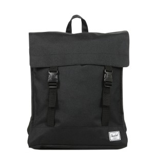 Herschel Sac à dos Survey black [ Promotion Black Friday Soldes ]