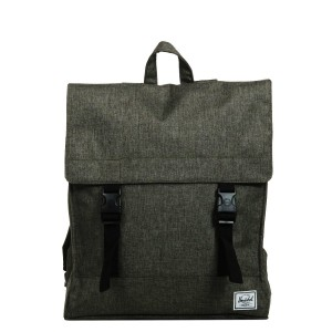 Herschel Sac à dos Survey canteen crosshatch [ Promotion Black Friday Soldes ]
