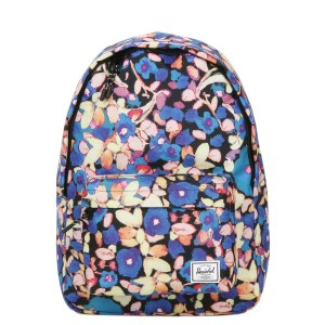 Herschel Sac à dos Classic Mid-Volume painted floral [ Promotion Black Friday Soldes ]