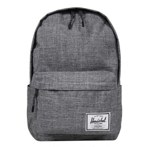 Herschel Sac à dos Classic XL raven crosshatch [ Promotion Black Friday Soldes ]