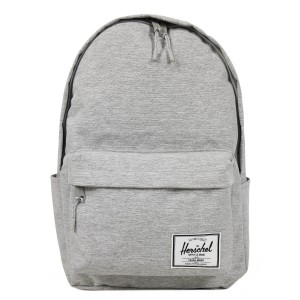 Herschel Sac à dos Classic XL light grey crosshatch [ Promotion Black Friday Soldes ]