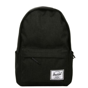 Herschel Sac à dos Classic XL black crosshatch [ Promotion Black Friday Soldes ]