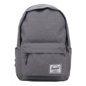Herschel Sac à dos Classic XL mid grey crosshatch [ Promotion Black Friday Soldes ]