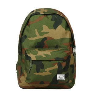Herschel Sac à dos Classic woodland camo [ Promotion Black Friday Soldes ]