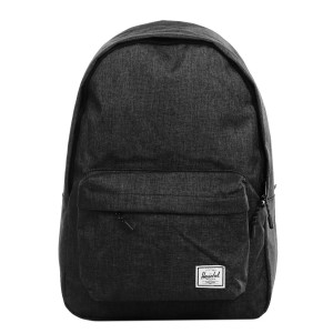 Herschel Sac à dos Classic black crosshatch [ Promotion Black Friday Soldes ]