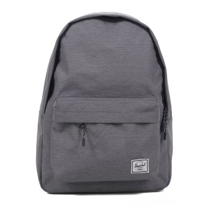 Herschel Sac à dos Classic mid grey crosshatch [ Promotion Black Friday Soldes ]