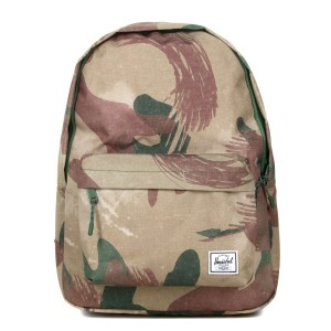 Herschel Sac à dos Classic brushstroke camo [ Promotion Black Friday Soldes ]