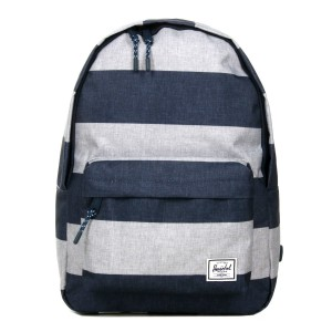 Herschel Sac à dos Classic boarder stripe [ Promotion Black Friday Soldes ]