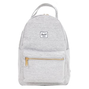 Herschel Sac à dos Nova X-Small light grey crosshatch [ Promotion Black Friday Soldes ]