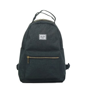 Herschel Sac à dos Nova X-Small black crosshatch [ Promotion Black Friday Soldes ]