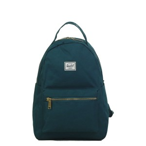 Herschel Sac à dos Nova X-Small deep teal [ Promotion Black Friday Soldes ]