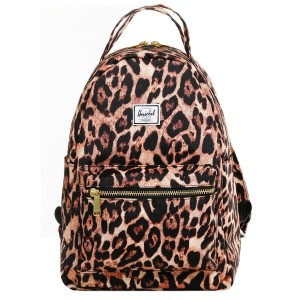 Herschel Sac à dos Nova X-Small desert cheetah [ Promotion Black Friday Soldes ]