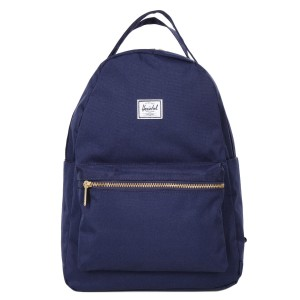 Herschel Sac à dos Nova Mid-Volume peacoat [ Promotion Black Friday Soldes ]