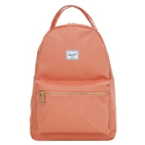 Herschel Sac à dos Nova Mid-Volume apricot brandy [ Promotion Black Friday Soldes ]