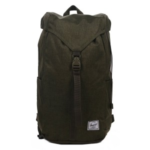 Herschel Sac à dos Thompson olive night crosshatch | Pas Cher Jusqu'à 20% - 80%