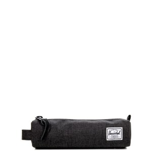 Herschel Trousse Settlement Case X-Small black crosshatch [ Promotion Black Friday Soldes ]