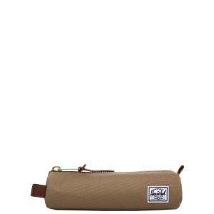 Herschel Trousse Settlement Case X-Small kelp/saddle brown [ Promotion Black Friday Soldes ]
