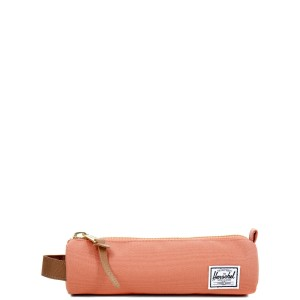 Herschel Trousse Settlement Case X-Small apricot brandy/saddle brown | Pas Cher Jusqu'à 20% - 80%