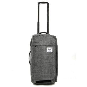 Herschel Sac de voyage Wheelie Outfitter 58 cm raven crosshatch [ Promotion Black Friday Soldes ]