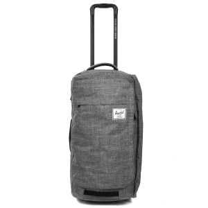 Herschel Sac de voyage Wheelie Outfitter 66 cm raven crosshatch [ Promotion Black Friday Soldes ]