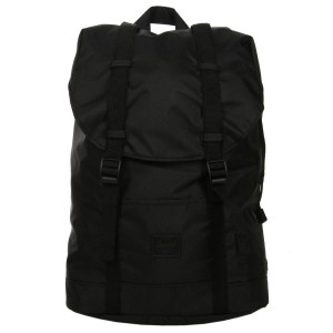 Herschel Sac à dos Retreat Mid-Volume Light black [ Promotion Black Friday Soldes ]