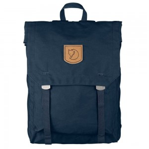 FJALLRAVEN No.1 - Sac à dos - bleu Bleu [ Promotion Black Friday Soldes ]