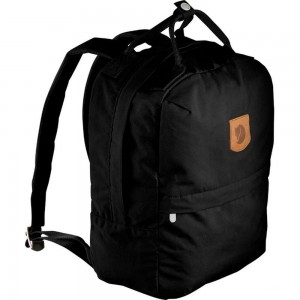 FJALLRAVEN Greenland Zip - Sac à dos - noir Noir [ Promotion Black Friday Soldes ]