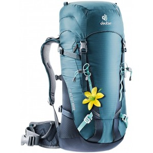 Deuter Sac à Dos d'Alpinisme - Femme - Guide Lite 28 SL Bleu Arctique/Navy [ Promotion Black Friday Soldes ]