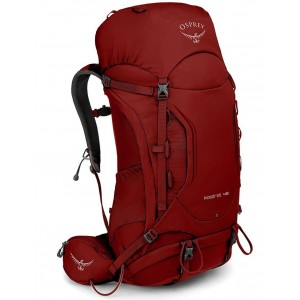 Osprey Sac de randonnée Homme - Kestrel 48 Rogue Red [ Promotion Black Friday Soldes ]