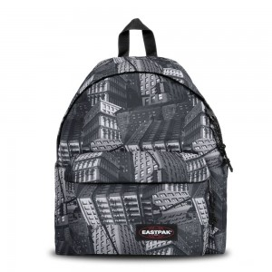 Eastpak Padded Pak'r® Chroblack [ Promotion Black Friday Soldes ]