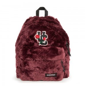 Eastpak Undercover Padded Pak'r® UC Burgundy Fur [ Promotion Black Friday Soldes ]