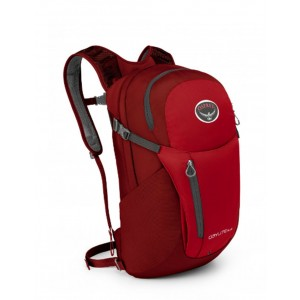 Osprey Sac à dos de randonnée - Daylite Plus Real Red 20L [ Promotion Black Friday Soldes ]