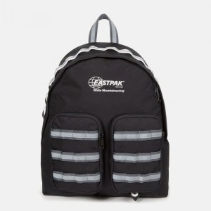 Eastpak White Mountaineering Doubl'r Black [ Promotion Black Friday Soldes ]