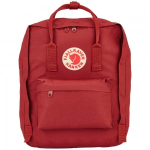 FJALLRAVEN Kånken - Sac à dos - rouge Bordeaux [ Promotion Black Friday Soldes ]