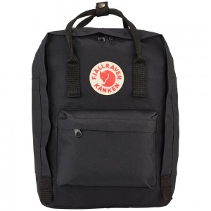"FJALLRAVEN Kånken Laptop 13"" - Sac à dos - noir Noir [ Promotion Black Friday Soldes ]"