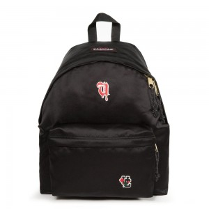 Eastpak Undercover Padded Pak'r® UC Black Satin [ Promotion Black Friday Soldes ]