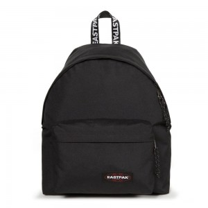 Eastpak Padded Pak'r® Black Webbed [ Promotion Black Friday Soldes ]