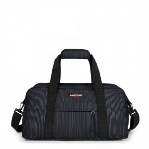 Eastpak Compact + Stripe-it Cloud [ Promotion Black Friday Soldes ]
