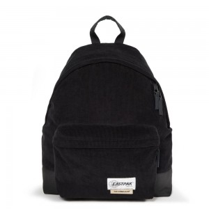Eastpak Padded Pak'r® Cordsduroy Black [ Promotion Black Friday Soldes ]