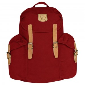 FJALLRAVEN Övik 15 - Sac à dos - rouge Rouge [ Promotion Black Friday Soldes ]
