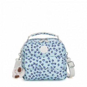 Kipling Small handbag (convertible to backpack) Brltbdblue
