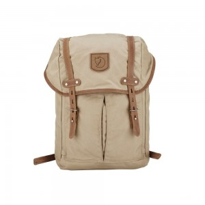 FJALLRAVEN No.21 - Sac à dos - beige Beige [ Promotion Black Friday Soldes ]