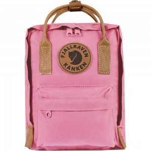 FJALLRAVEN Kånken No.2 Mini - Sac à dos - rose Rose [ Promotion Black Friday Soldes ]