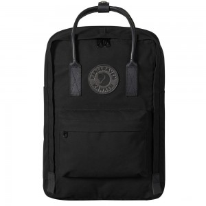"FJALLRAVEN Kånken No.2 Laptop 15"" - Sac à dos - noir Noir [ Promotion Black Friday Soldes ]"