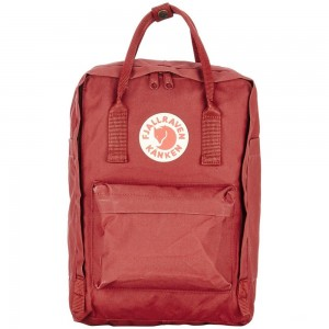 "FJALLRAVEN Kånken Laptop 13"" - Sac à dos - rouge Rouge [ Promotion Black Friday Soldes ]"